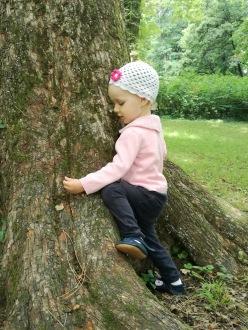 barefoot - na strom sa nepodarilo vyliesť