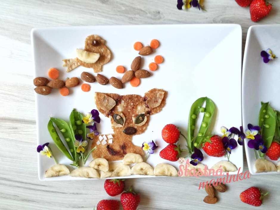 Zdravá strava - veselé tanieriky
